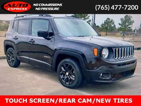 2017 Jeep Renegade for sale at Auto Express in Lafayette IN