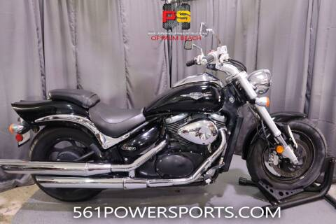 2007 Suzuki Boulevard M50 for sale at Powersports of Palm Beach in Hollywood FL
