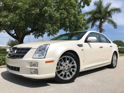 2008 Cadillac STS for sale at DS Motors in Boca Raton FL
