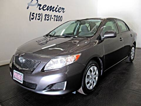 2010 Toyota Corolla for sale at Premier Automotive Group in Milford OH