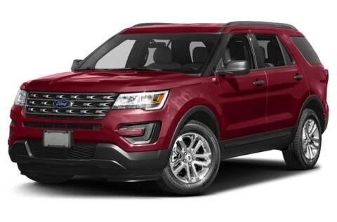 2017 Ford Explorer for sale at Ed Koehn Chevrolet in Rockford MI