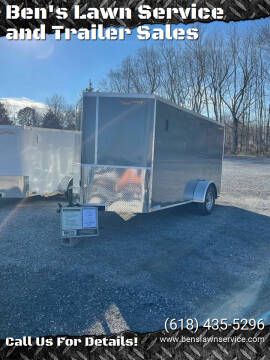 2021 Doolittle BL6X12S for sale at Ben's Lawn Service and Trailer Sales in Benton IL
