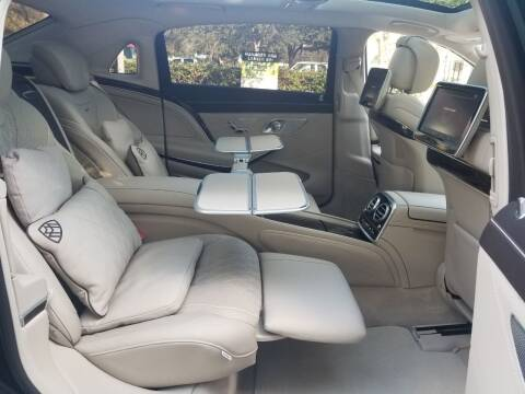 2016 Mercedes-Benz S-Class for sale at Monaco Motor Group in Orlando FL