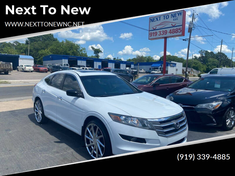 2012 Honda Crosstour for sale in Oxford, NC
