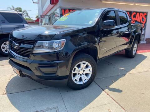 2017 Chevrolet Colorado for sale at Auto Max of Ventura in Ventura CA