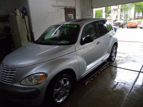 2001 Chrysler PT Cruiser for sale at C&C AUTO SALES INC in Charles City IA