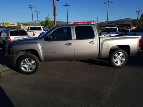 2008 Chevrolet Silverado 1500 for sale at Freds Auto Sales LLC in Carson City NV
