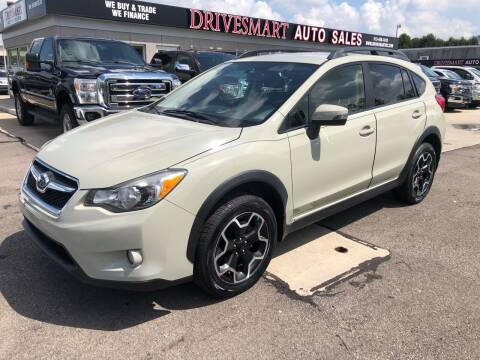 2015 Subaru XV Crosstrek for sale at DriveSmart Auto Sales in West Chester OH