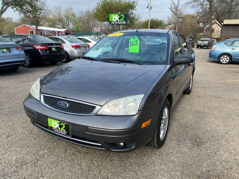 2007 Ford Focus for sale at BK2 Auto Sales in Beloit WI