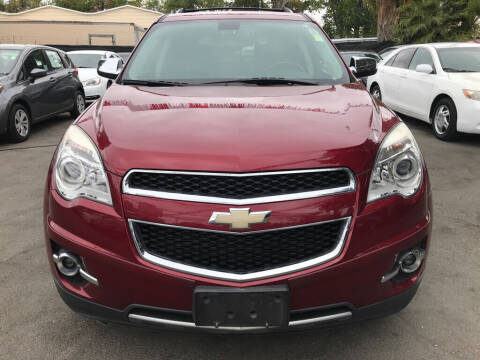 2010 Chevrolet Equinox for sale at EXPRESS CREDIT MOTORS in San Jose CA