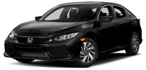 2017 Honda Civic for sale at Somerville Motors in Somerville MA