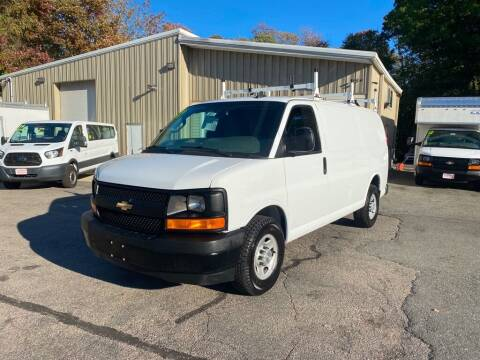 2017 Chevrolet Express Cargo for sale at Auto Towne in Abington MA