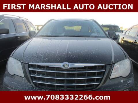 2006 Chrysler Pacifica for sale at First Marshall Auto Auction in Harvey IL