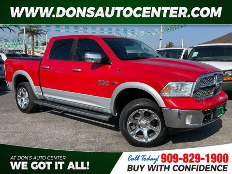 2014 RAM Ram Pickup 1500 for sale at Dons Auto Center in Fontana CA