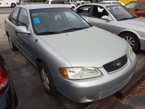 2002 Nissan Sentra for sale at Easy Credit Auto Sales in Cocoa FL