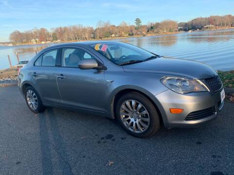 2013 Suzuki Kizashi for sale at Affordable Autos at the Lake in Denver NC