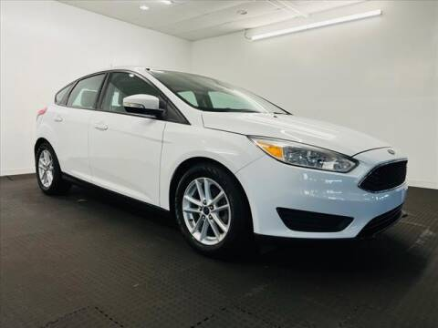 2015 Ford Focus for sale at Champagne Motor Car Company in Willimantic CT