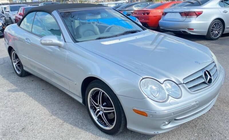 2004 Mercedes-Benz CLK for sale at International Motors & Service INC in Nashville TN