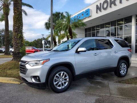 2018 Chevrolet Traverse for sale at Mazda of North Miami in Miami FL
