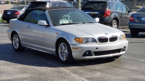 2004 BMW 3 Series for sale at Pioneers Auto Broker in Tampa FL