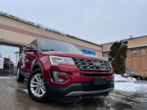 2017 Ford Explorer for sale at Car Mart Auto Center II, LLC in Allentown PA