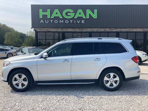2017 Mercedes-Benz GLS for sale at Hagan Automotive in Chatham IL