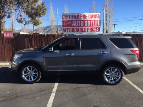 2013 Ford Explorer for sale at Flagstaff Auto Outlet in Flagstaff AZ