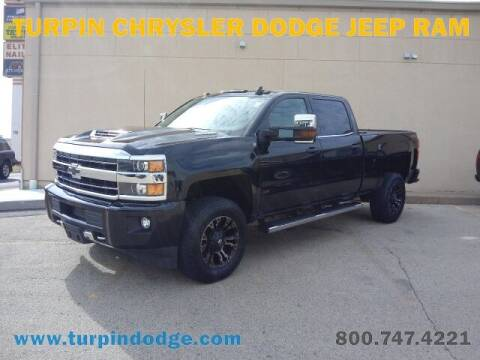 2018 Chevrolet Silverado 2500HD for sale at Turpin Dodge Chrysler Jeep Ram in Dubuque IA