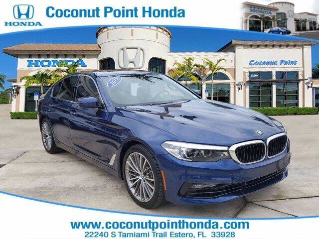 Used Bmw 5 Series For Sale In Fort Myers Fl Carsforsale Com