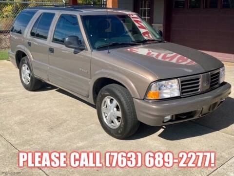 1998 Oldsmobile Bravada for sale at Affordable Auto Sales in Cambridge MN