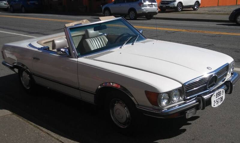1973 Mercedes-Benz 450 SL for sale in Carnation, WA