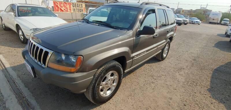 2000 Jeep Grand Cherokee for sale at ACE AUTO SALES in Lake Havasu City AZ