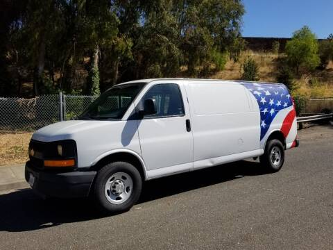 2013 Chevrolet Express Cargo for sale at Gateway Motors in Hayward CA