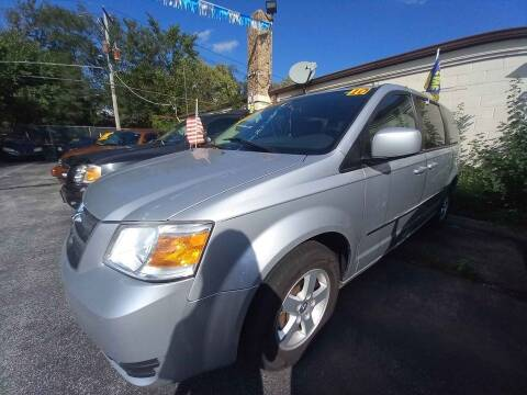 2010 Dodge Grand Caravan for sale at One Stop Auto Sales in Midlothian IL