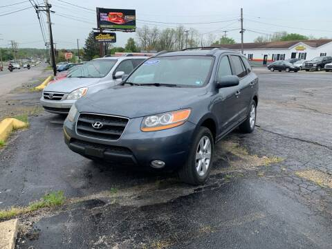 2009 Hyundai Santa Fe for sale at Credit Connection Auto Sales Dover in Dover PA