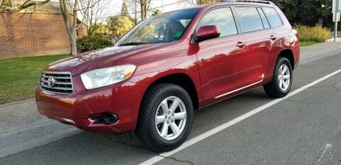 2008 Toyota Highlander for sale at AWA AUTO SALES in Sacramento CA