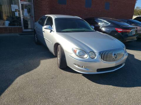 2009 Buick LaCrosse for sale at Mott's Inc Auto in Live Oak FL
