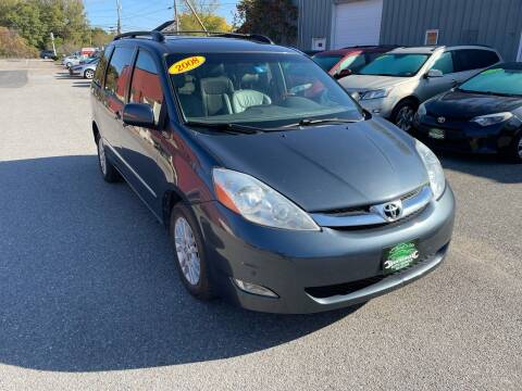 2008 Toyota Sienna for sale at Vermont Auto Service in South Burlington VT