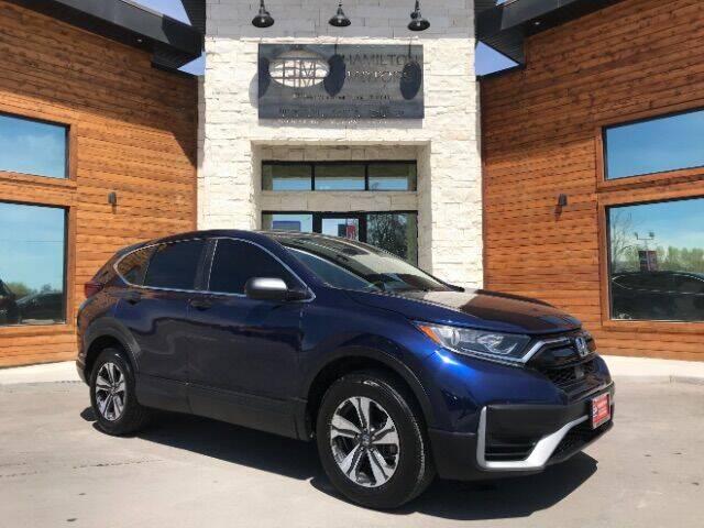 2020 Honda CR-V for sale at Hamilton Motors in Lehi UT