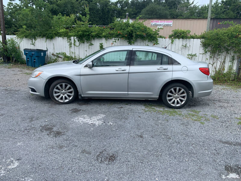 2012 Chrysler 200 for sale at Auto Mart - Dorchester in North Charleston SC