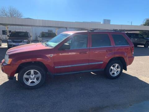 2005 Jeep Grand Cherokee for sale at Faw Motor Co in Cambridge NE