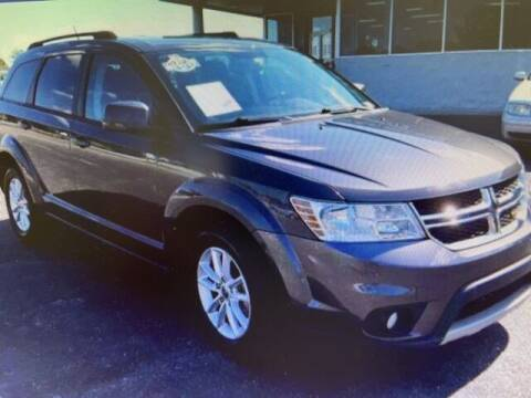 2017 Dodge Journey for sale at PHIL SMITH AUTOMOTIVE GROUP - SOUTHERN PINES GM in Southern Pines NC
