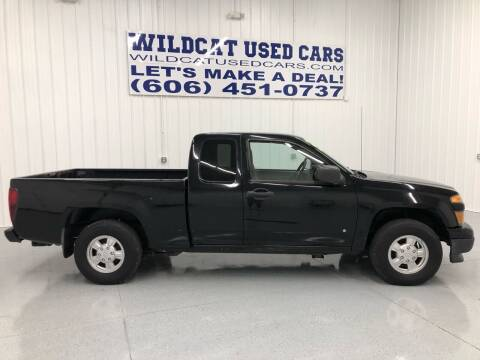 2007 Chevrolet Colorado for sale at Wildcat Used Cars in Somerset KY