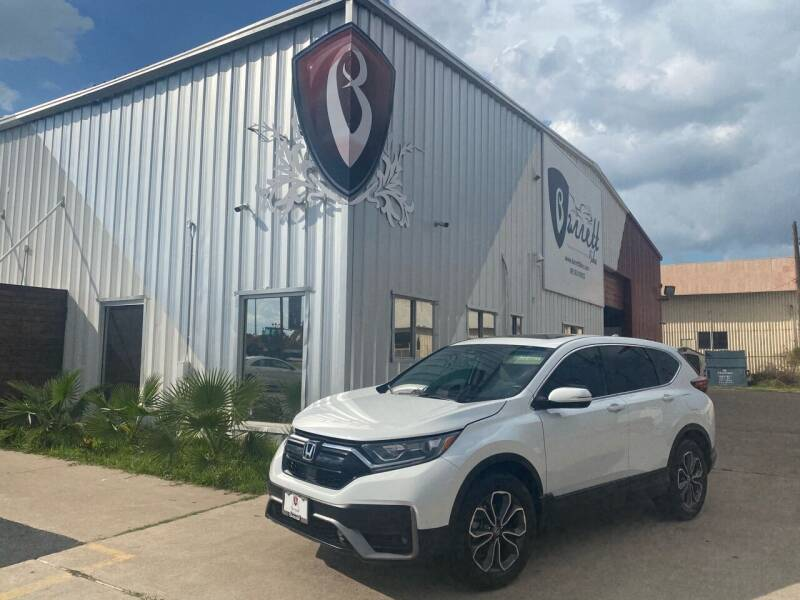 2020 Honda CR-V for sale at Barrett Auto Gallery in San Juan TX