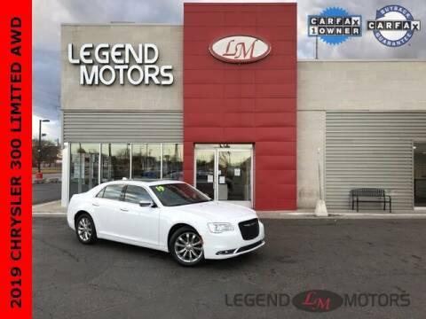 2019 Chrysler 300 for sale at Legend Motors of Detroit - Legend Motors of Ferndale in Ferndale MI