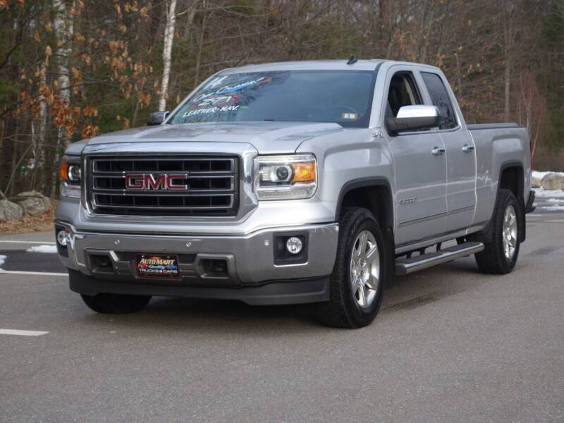 2014 GMC Sierra 1500 for sale at Auto Mart in Derry NH