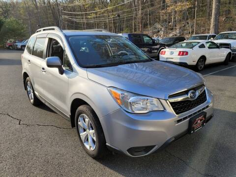 2014 Subaru Forester for sale at Ramsey Corp. in West Milford NJ