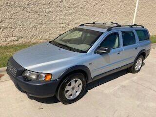 2003 Volvo XC70 for sale at Raleigh Auto Inc. in Raleigh NC