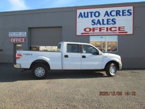 2010 Ford F-150 for sale at Auto Acres in Billings MT