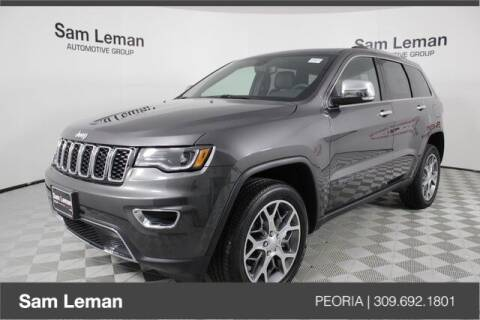 2021 Jeep Grand Cherokee for sale at Sam Leman Chrysler Jeep Dodge of Peoria in Peoria IL